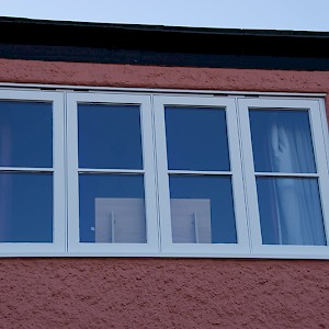 bespoke window frames, Norwich