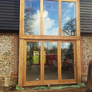 feature timber windows norfolk