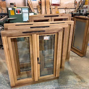 timber windows made to order norfolk