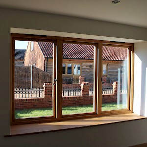 oak window installation norfolk